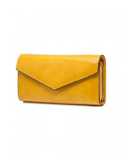 portofel dama galben 80.1