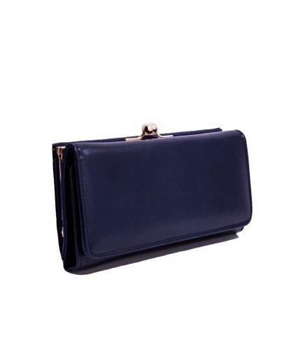 portofel dama albastru 81.1