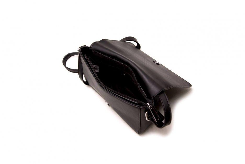 Geanta casual neagra 108.4